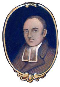 Drawing of Lemuel Haynes