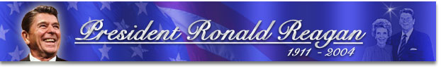 President Ronald Reagan 1911-2004