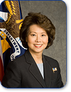 Secretary of Labor Elaine L. Chao