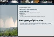 Emergency Operations Portal