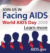 Facing AIDS - World AIDS Day 2008