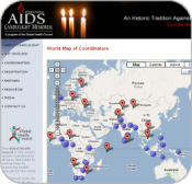 Global Health Council's International AIDS Candlelight Memorial Mashup