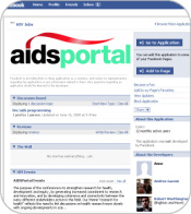 AIDSportal HIV Jobs Mashup
