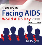 Facing AIDS - World AIDS day 2008