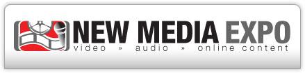 New Media Expo. Video - Audio - Online Content