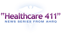 Healthcare 411 logo