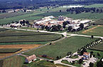 Photo by Ken Hammond: Dairy Research Facility at BARC (ARS Photo Gallery Image Number K9638-1)