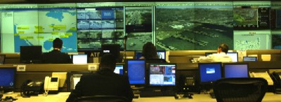 National Operations Center. DHS Photo/Bahler