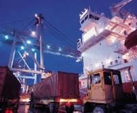 Seaport cargo screening
