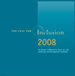 2008 The Case for inclusion