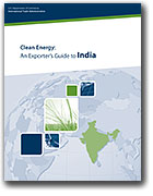 Clean Energy: An Exporter's Guide to India