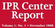 IPR Center Report