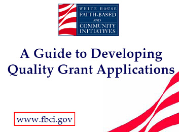 Publication Cover: Developing Quality Grant Proposals