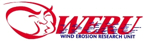 Wind Erosion Research Unit Site Logo