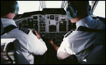Image representing flight deck