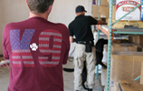 Photo of National Explosives Detection Canine Team