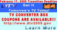 DTV Transition - Deadline - February 17, 2009