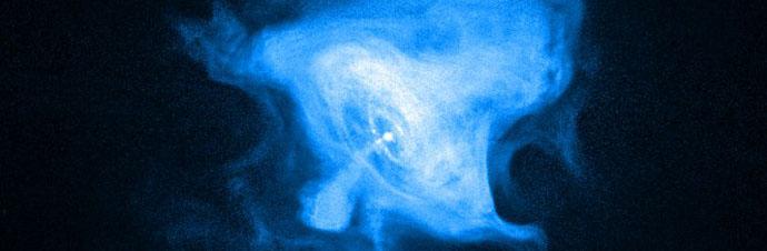 Faint boundary of the Crab Nebula's X-ray-emitting pulsar wind nebula