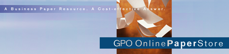 GPO - Online Paper Store