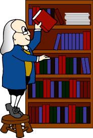 Benjamin Franklin - Librarian