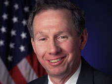 NASA Administrator Michael Griffin. Photo Credit: NASA/Renee Bouchard