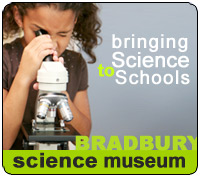 Bringing science to schools, Bradbury Science Museum