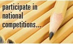 participate in national competitions