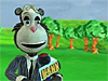 Cartoon character Ted Tunes