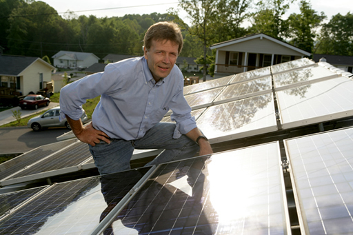 Affordable zero-energy homes - Over the past five years, ORNL engineer Jeff Christian has directed the design and construction and of five highly energy-efficient houses for low-income families. His goal is an affordable zero-energy home that the average American can manage easily.