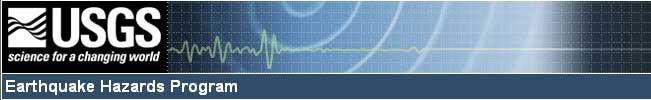 USGS Earthquake Hazards Program Pacific Northwest identifier
