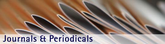 Journals & Periodicals