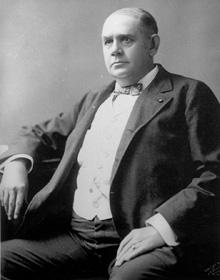 Senator Marcus Hanna (U.S. Senate Historical Office)