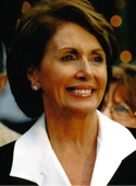 official photo of Speaker of the U.S. House of Representatives Nancy Pelosi