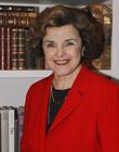 official photo of Chairwoman Dianne Feinstein