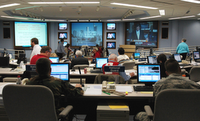 The State of Iowa Emergency Operations Center located in Johnston, IA. PHOTO Iowa Homeland Security