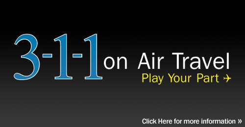 Get the 311 on Air Travel »
