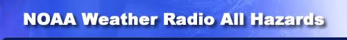 NOAA Weather Radio All Hazards