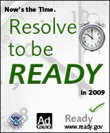 Visit Ready.gov