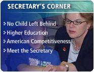 Secretary's Corner