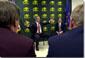 President Bush Speaks at North Dakota State University