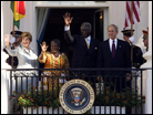 Welcoming the President of the Republic of Ghana to the White House height=