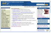 HHS Homepage