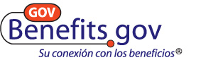 GovBenefits.gov Logo Spanish