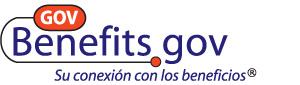GovBenefits.gov Logo Spanish