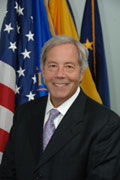 Photo of Curtis L. Coy, Deputy Assistant Secretary for Administration