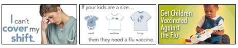 Flu Prevention eCards