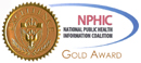 DHHS Public Website: 2007 Winner of the NPHIC Gold Award for Excellence in Public Health Communications.