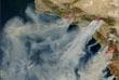 Biomass Smoke Plumes