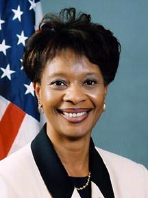 Photo of Joyce Thomas