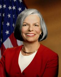 Dr. Julie Louise Gerberding, MD, MPH